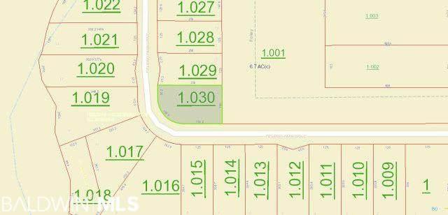Lot 21 Fielding Park Dr, Foley, AL 36535 (MLS #298499) :: EXIT Realty Gulf Shores