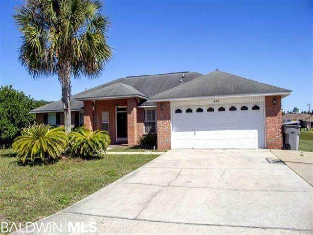 622 Downhaul Drive, Pensacola, FL 32507 (MLS #298809) :: Ashurst & Niemeyer Real Estate