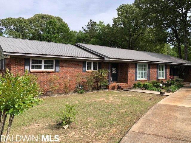 1598 Longleaf Rd, Peterman, AL 36471 (MLS #298883) :: Ashurst & Niemeyer Real Estate