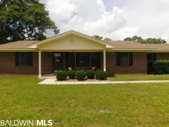 180 East Avenue, Atmore, AL 36502 (MLS #299099) :: Elite Real Estate Solutions