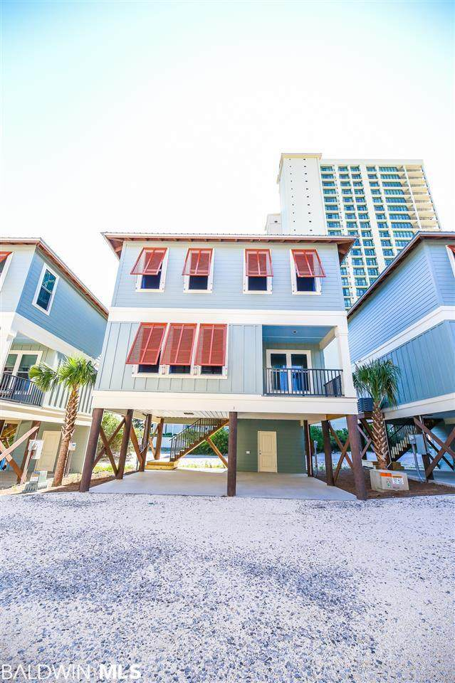 23916 Perdido Beach Blvd, Orange Beach, AL 36561 (MLS #299113) :: Dodson Real Estate Group