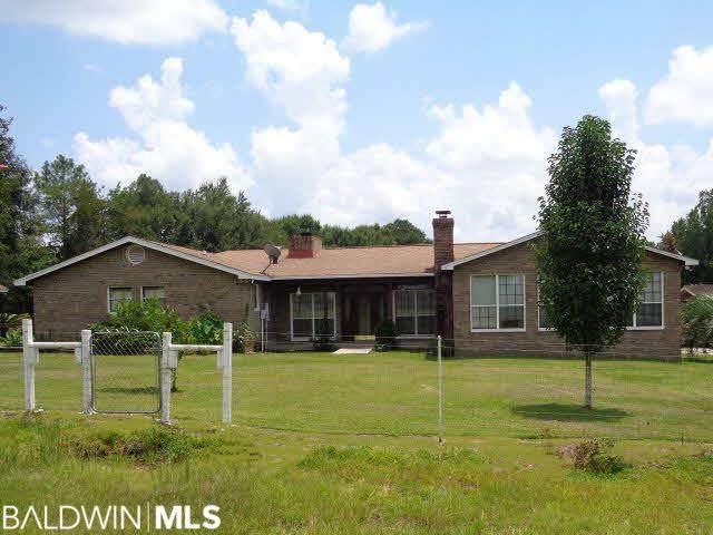 3636 Highway 31, Atmore, AL 36502 (MLS #299165) :: Ashurst & Niemeyer Real Estate