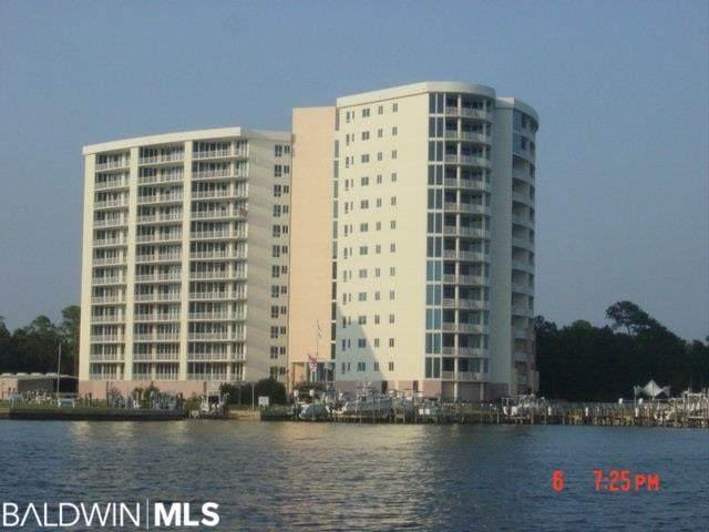 28250 Canal Road #601, Orange Beach, AL 36561 (MLS #299490) :: ResortQuest Real Estate