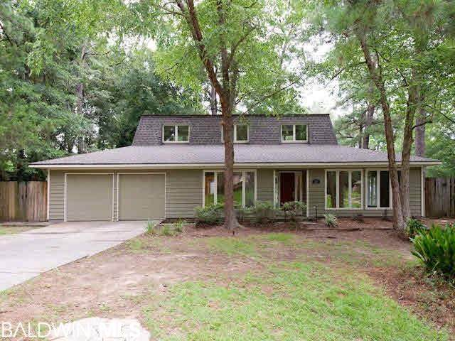 139 Pineridge Rd, Daphne, AL 36526 (MLS #300043) :: Gulf Coast Experts Real Estate Team