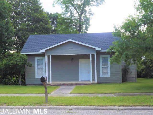 412 Evergreen Avenue, Brewton, AL 36426 (MLS #300578) :: JWRE Powered by JPAR Coast & County