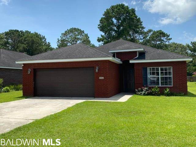 6963 Summerset Drive, Gulf Shores, AL 36542 (MLS #301073) :: The Kim and Brian Team at RE/MAX Paradise