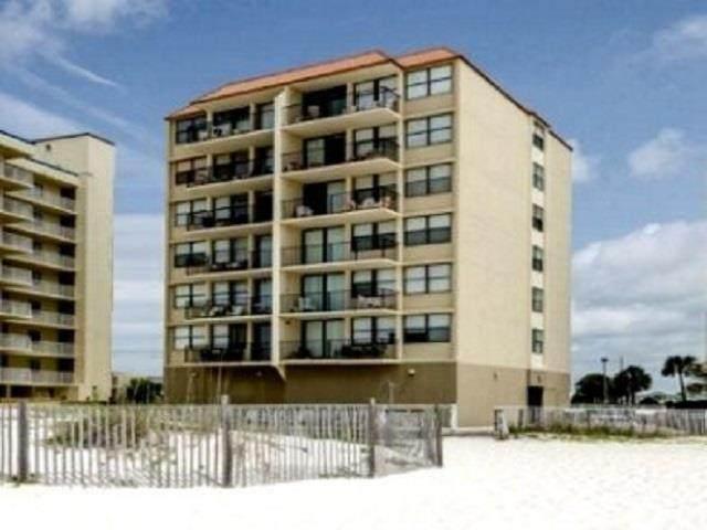 511 E Beach Blvd #601, Gulf Shores, AL 36542 (MLS #301081) :: JWRE Powered by JPAR Coast & County