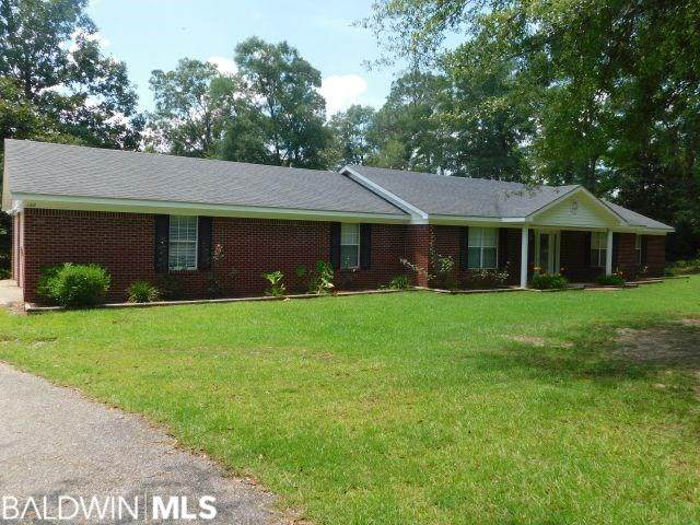 222 Green Hills Lane, Atmore, AL 36502 (MLS #301561) :: JWRE Powered by JPAR Coast & County