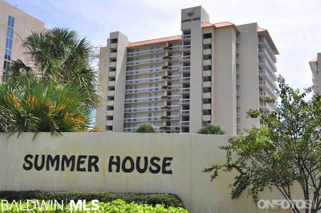 25020 Perdido Beach Blvd 204B, Orange Beach, AL 36561 (MLS #301897) :: Ashurst & Niemeyer Real Estate