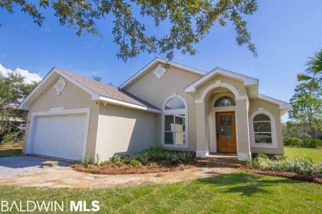 4626 Club Court, Orange Beach, AL 36561 (MLS #301946) :: Coldwell Banker Coastal Realty