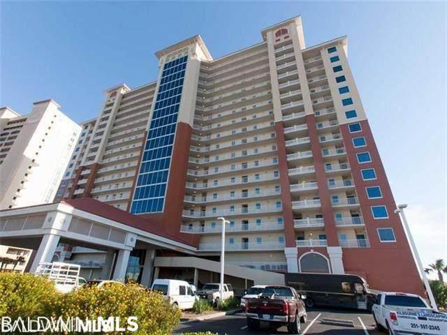 365 E Beach Blvd #804, Gulf Shores, AL 36542 (MLS #302119) :: Elite Real Estate Solutions