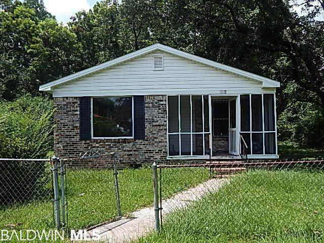 116 S Thomas Ave, Prichard, AL 36610 (MLS #302628) :: The Kathy Justice Team - Better Homes and Gardens Real Estate Main Street Properties