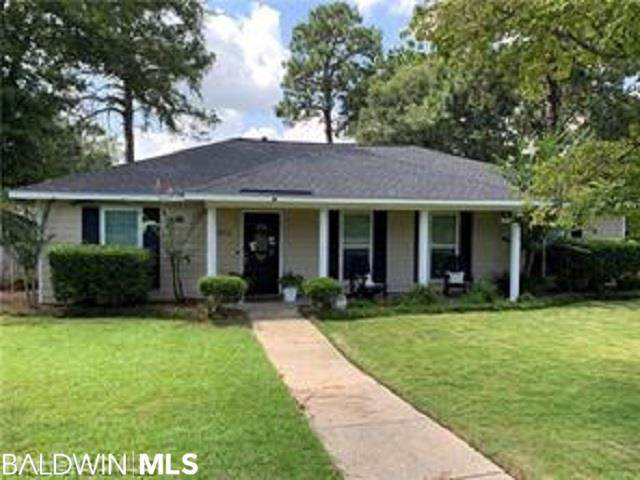 2916 W Gaslight Ln, Mobile, AL 36695 (MLS #302632) :: The Kathy Justice Team - Better Homes and Gardens Real Estate Main Street Properties