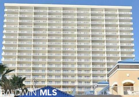 1010 W Beach Blvd #601, Gulf Shores, AL 36542 (MLS #302777) :: Maximus Real Estate Inc.