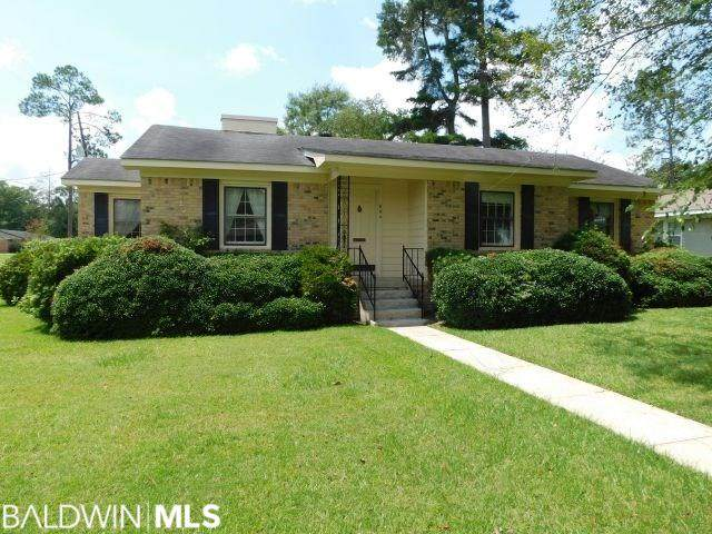 804 S Trammell Street, Atmore, AL 36502 (MLS #303193) :: JWRE Powered by JPAR Coast & County