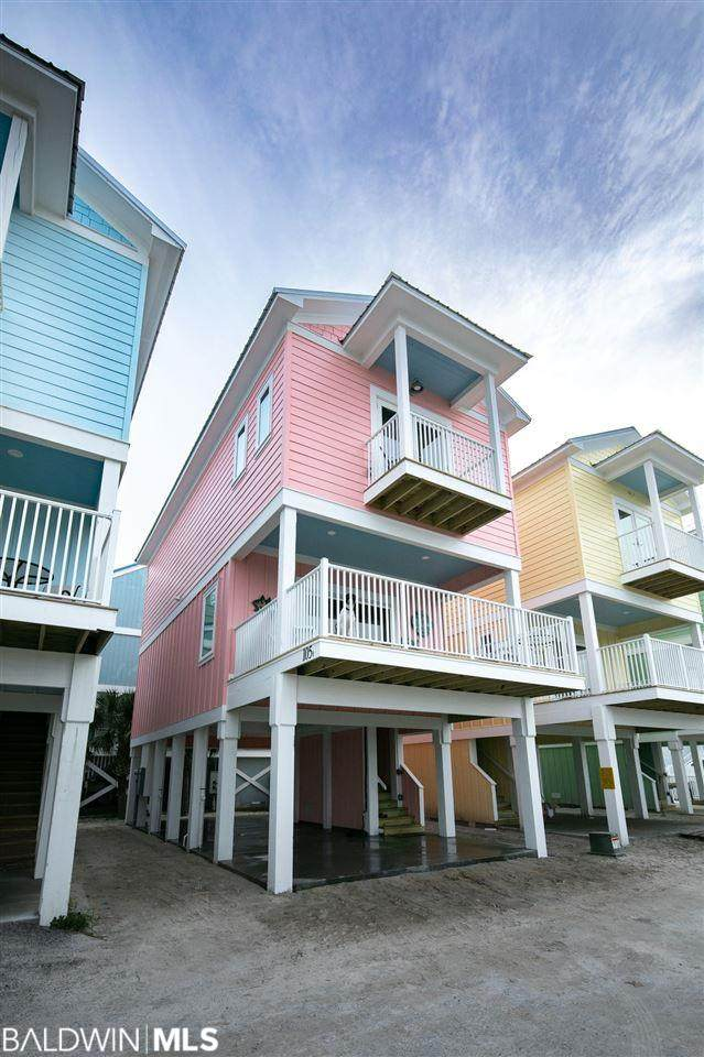 105 W 7th Street, Gulf Shores, AL 36542 (MLS #303310) :: JWRE Powered by JPAR Coast & County