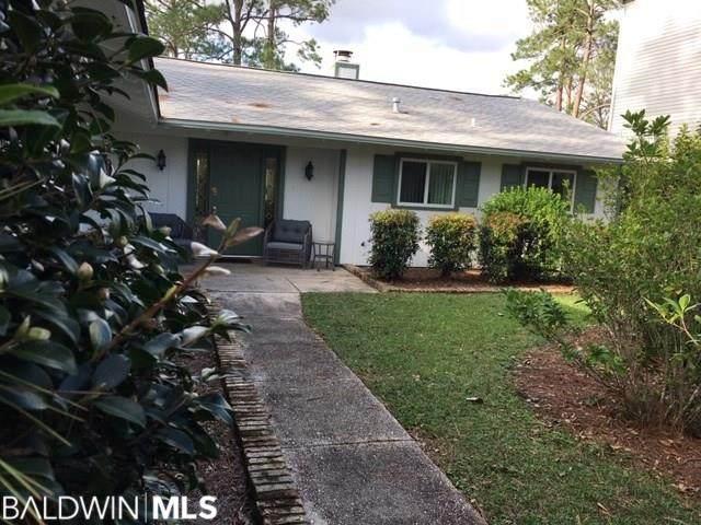510 W Canal Drive, Gulf Shores, AL 36542 (MLS #304380) :: Ashurst & Niemeyer Real Estate