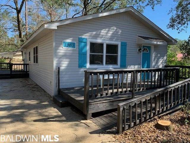 1563 Valencia Drive, Lillian, AL 36549 (MLS #304591) :: Ashurst & Niemeyer Real Estate