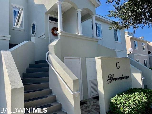 200 Peninsula Blvd G201, Gulf Shores, AL 36542 (MLS #304763) :: Mobile Bay Realty