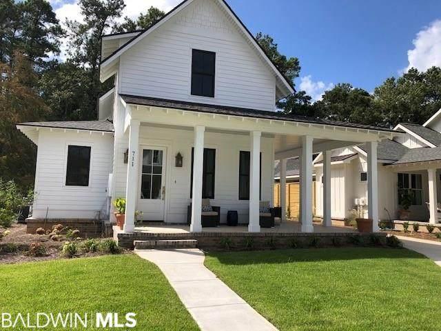 723 Boundary Drive, Fairhope, AL 36532 (MLS #304897) :: Dodson Real Estate Group