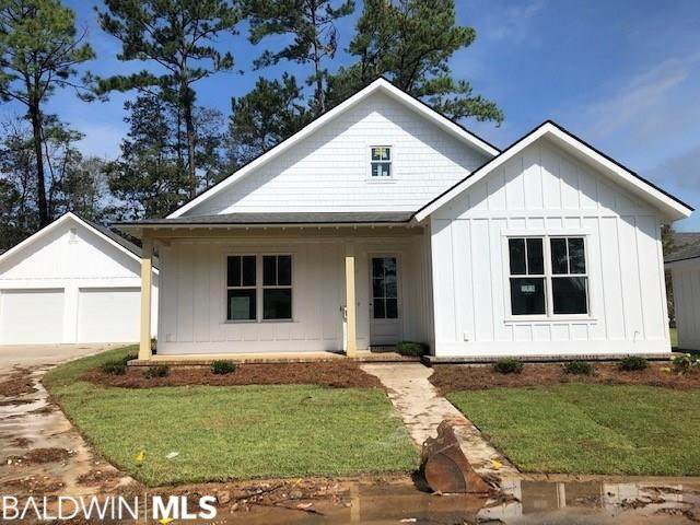 615 Lupine Drive, Fairhope, AL 36532 (MLS #304899) :: Alabama Coastal Living