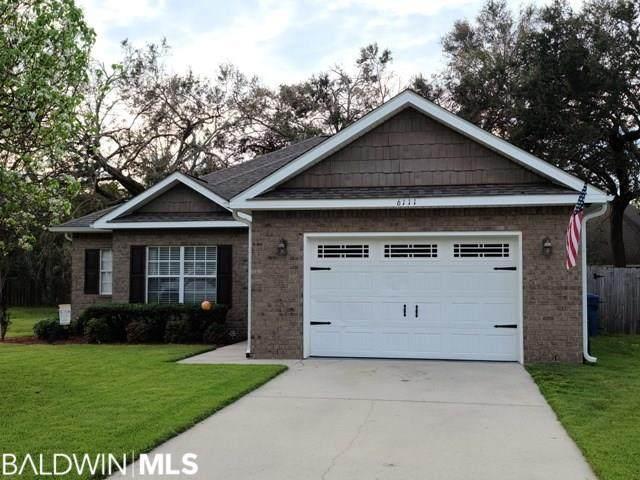 6111 Albray Drive, Gulf Shores, AL 36542 (MLS #305128) :: EXIT Realty Gulf Shores