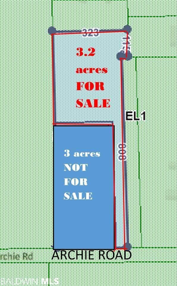 29283 Archie Road, Elberta, AL 36530 (MLS #305312) :: EXIT Realty Gulf Shores
