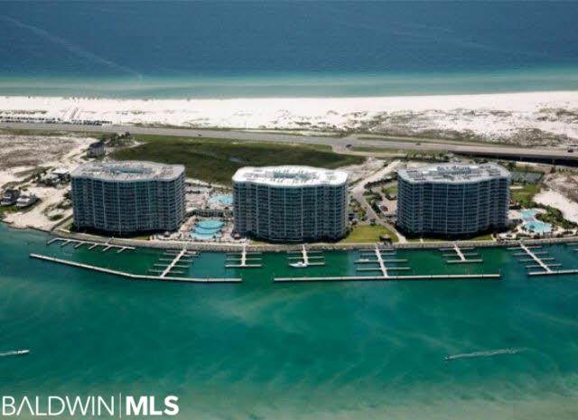 28105 Perdido Beach Blvd C813, Orange Beach, AL 36561 (MLS #305373) :: Dodson Real Estate Group