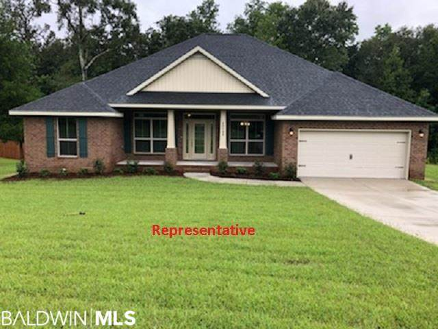 16413 Edgewater Circle, Loxley, AL 36551 (MLS #306031) :: Dodson Real Estate Group