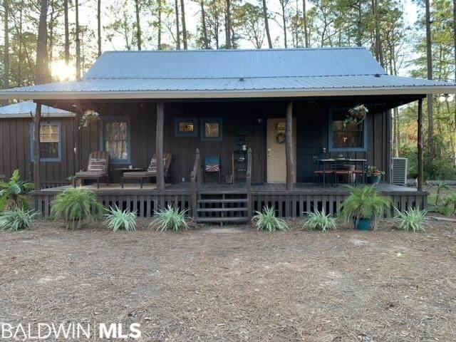 5945 Pinewood Dr, Bon Secour, AL 36511 (MLS #306428) :: Dodson Real Estate Group