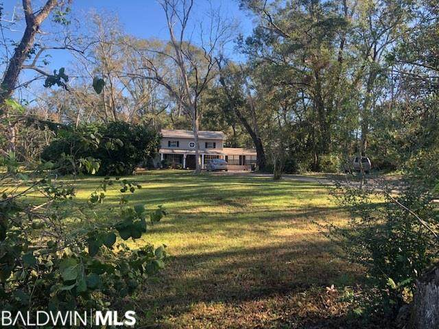 17150 Fox Run Lane, Fairhope, AL 36532 (MLS #306438) :: Mobile Bay Realty