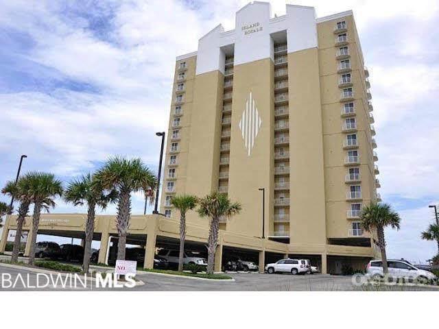 809 W Beach Blvd P401, Gulf Shores, AL 36542 (MLS #306706) :: Elite Real Estate Solutions