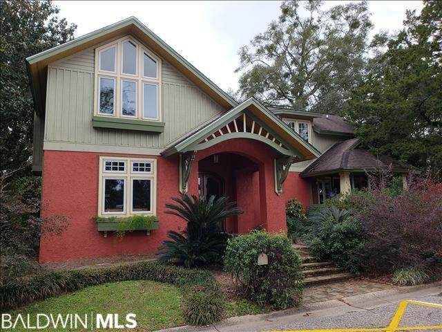 404 Oak Ave, Fairhope, AL 36532 (MLS #307563) :: Sold Sisters - Alabama Gulf Coast Properties