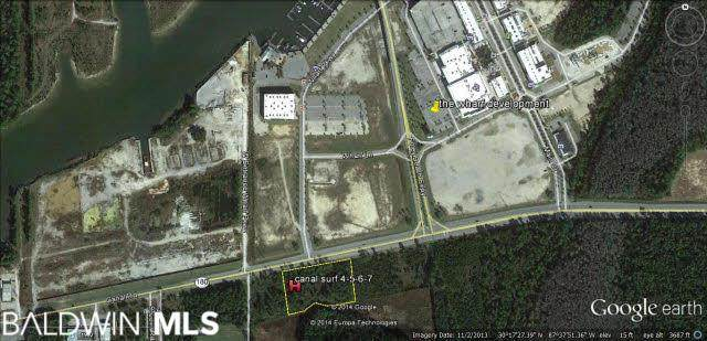 0 Canal Road, Orange Beach, AL 36561 (MLS #307726) :: Sold Sisters - Alabama Gulf Coast Properties