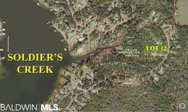 Lot 12 Soldier Creek Rd, Lillian, AL 36549 (MLS #307954) :: Gulf Coast Experts Real Estate Team
