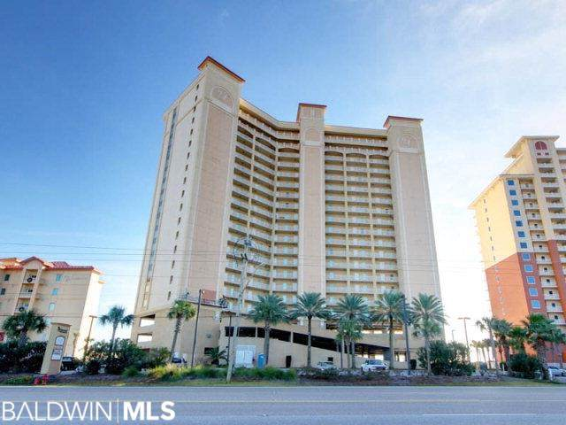 401 E Beach Blvd #1303, Gulf Shores, AL 36542 (MLS #308331) :: Levin Rinke Realty