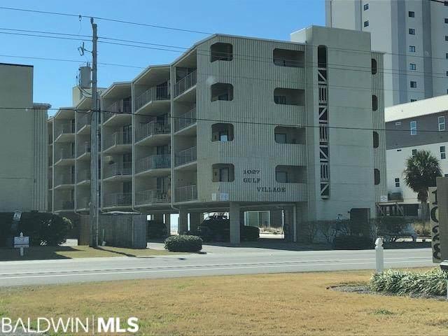 1027 W Beach Blvd #212, Gulf Shores, AL 36542 (MLS #308395) :: Ashurst & Niemeyer Real Estate