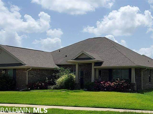 14707 Silvermere Drive, Foley, AL 36535 (MLS #308428) :: EXIT Realty Gulf Shores