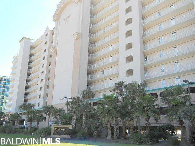 29348 Perdido Beach Blvd #705, Orange Beach, AL 36561 (MLS #308535) :: The Kim and Brian Team at RE/MAX Paradise