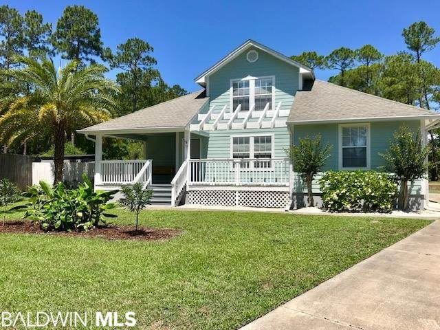 17 Claudette Circle, Orange Beach, AL 36561 (MLS #308569) :: The Kim and Brian Team at RE/MAX Paradise
