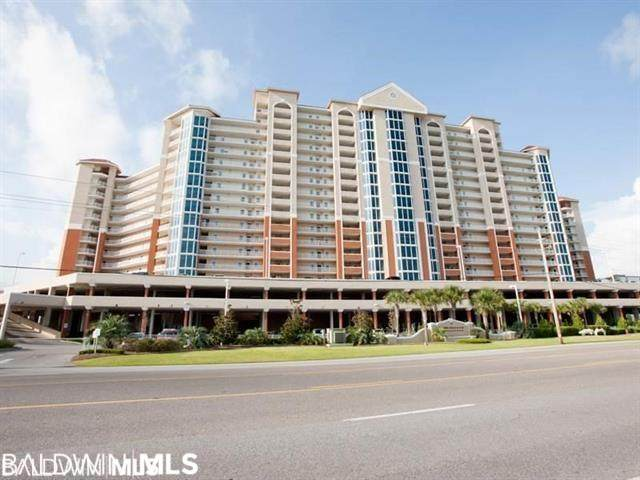 455 E Beach Blvd #1210, Gulf Shores, AL 36542 (MLS #309915) :: Sold Sisters - Alabama Gulf Coast Properties