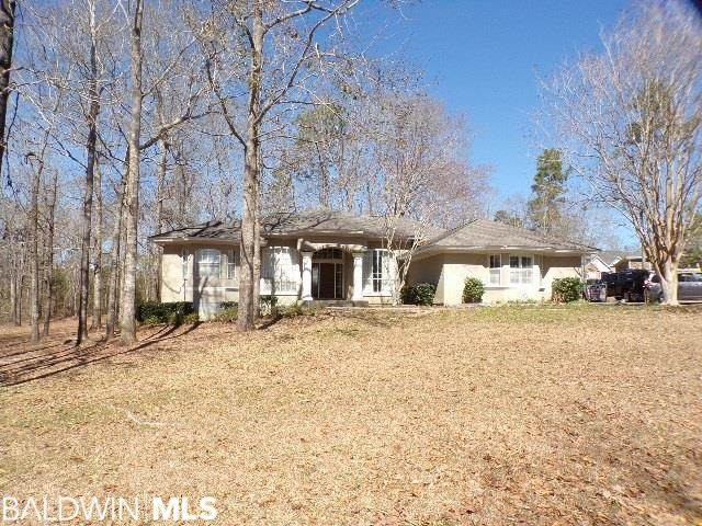 607 North Shore Drive, Bay Minette, AL 36507 (MLS #310263) :: JWRE Powered by JPAR Coast & County