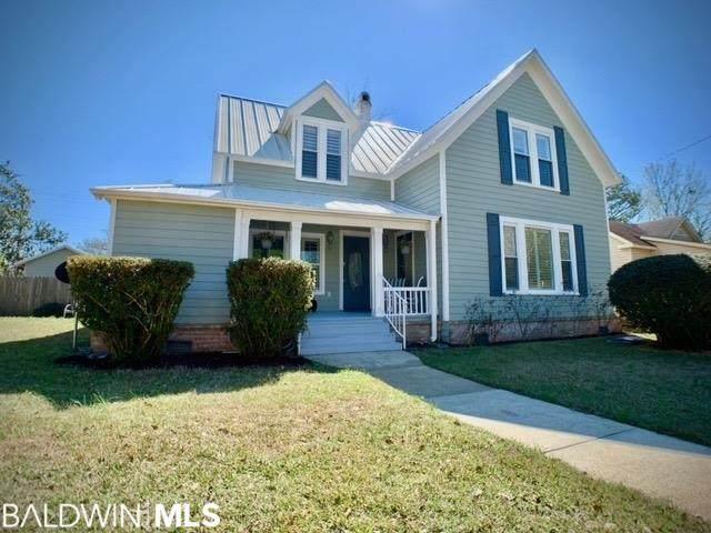 207 W Rose Av, Foley, AL 36535 (MLS #310581) :: Elite Real Estate Solutions