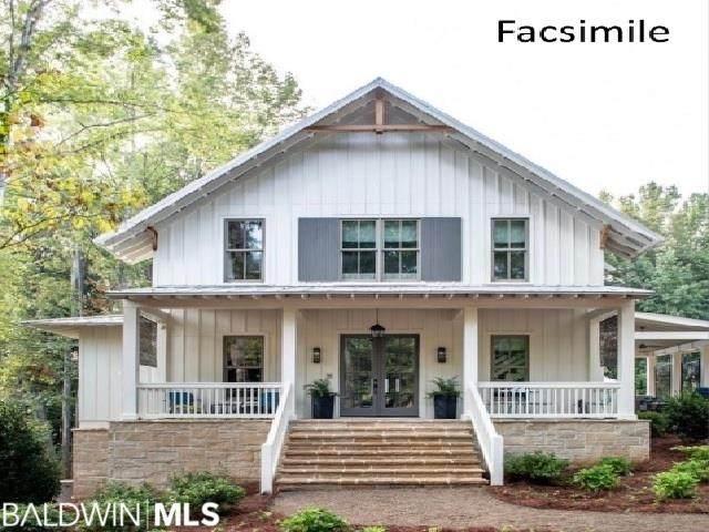 Lot 12 Etta Smith Rd, Summerdale, AL 36580 (MLS #311516) :: Sold Sisters - Alabama Gulf Coast Properties