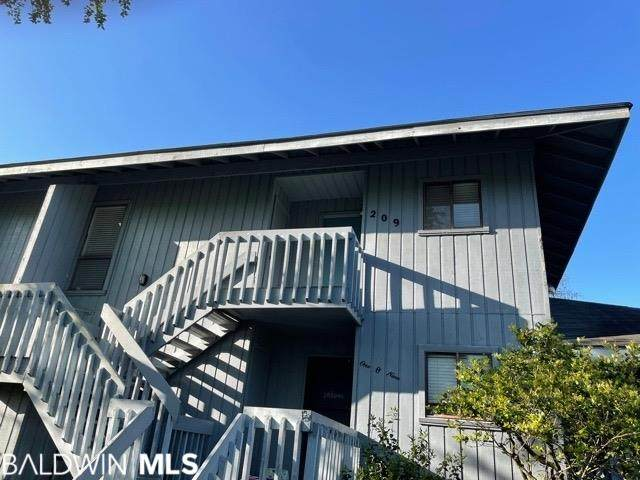 209 Golf Terrace #209, Daphne, AL 36526 (MLS #311812) :: Bellator Real Estate and Development