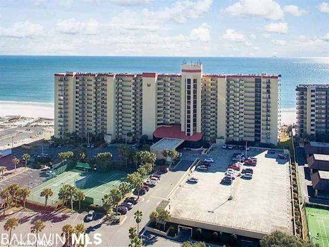 24400 Perdido Beach Blvd #1108, Orange Beach, AL 36561 (MLS #312384) :: Gulf Coast Experts Real Estate Team