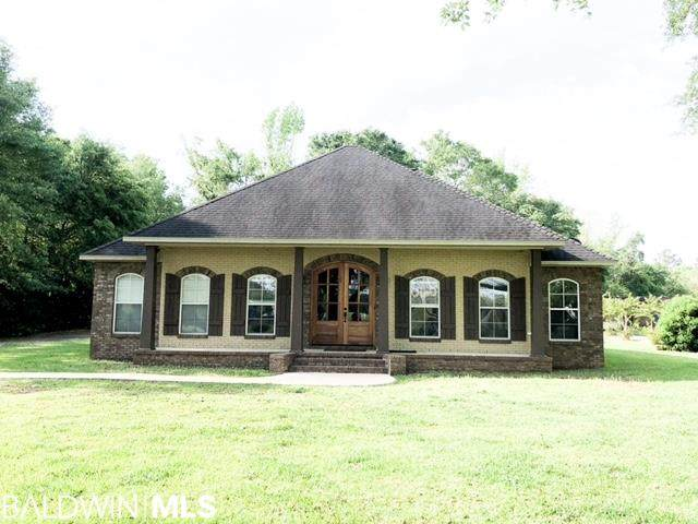 16302 Pine Grove Rd Ext N, Bay Minette, AL 36507 (MLS #312441) :: Coldwell Banker Coastal Realty