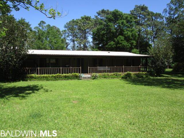 25127 Patterson Road, Robertsdale, AL 36567 (MLS #312709) :: Coldwell Banker Coastal Realty