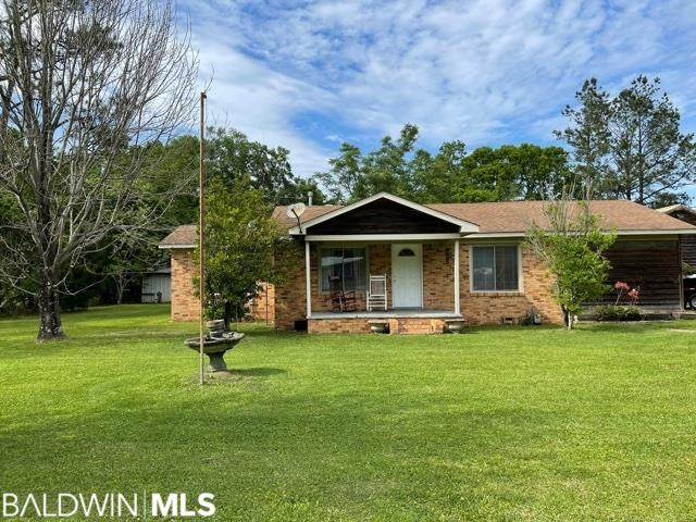 35510 County Road 39, Stapleton, AL 36578 (MLS #312812) :: Coldwell Banker Coastal Realty