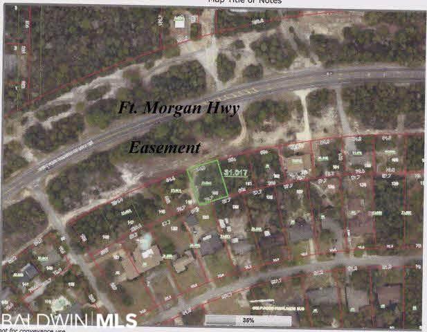 0 Ft Morgan Rd, Gulf Shores, AL 36542 (MLS #312857) :: Coldwell Banker Coastal Realty